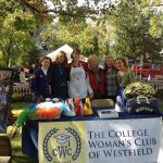 CWC Table at AppleFest
